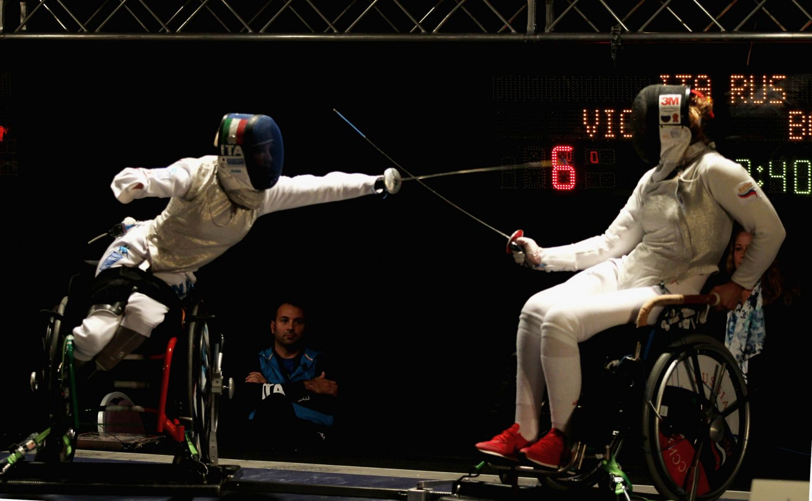 Wheelchair fencing regional Championships moved
