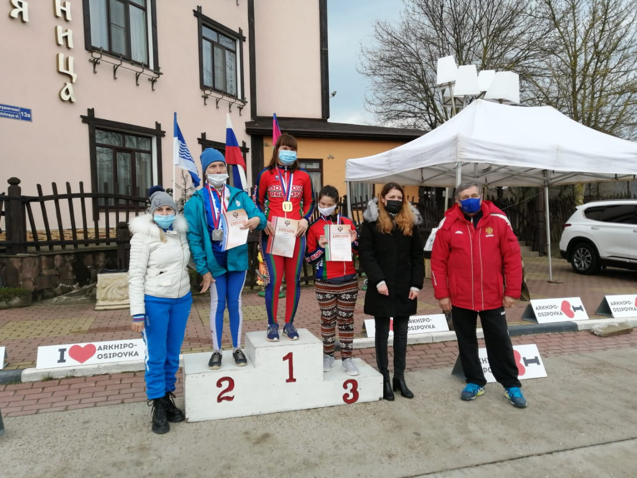 RUSSIAN PARA CYCLING CHAMPIONSHIP AMONG PI ATHLETES ENDED IN KRASNODAR TERRITORY