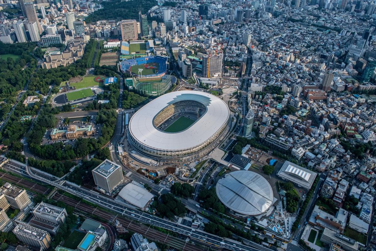 IPC REDUCES TOKYO 2020 PARALYMPIC GUEST ACCREDITATIONS