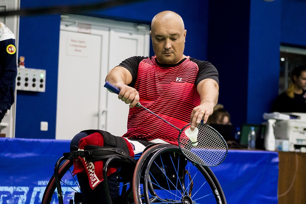 MORE THAN 80 ATHLETES WILL TAKE PART IN THE FIRST STAGE OF THE RUSSIAN PARA BADMINTON CUP IN KAZAN