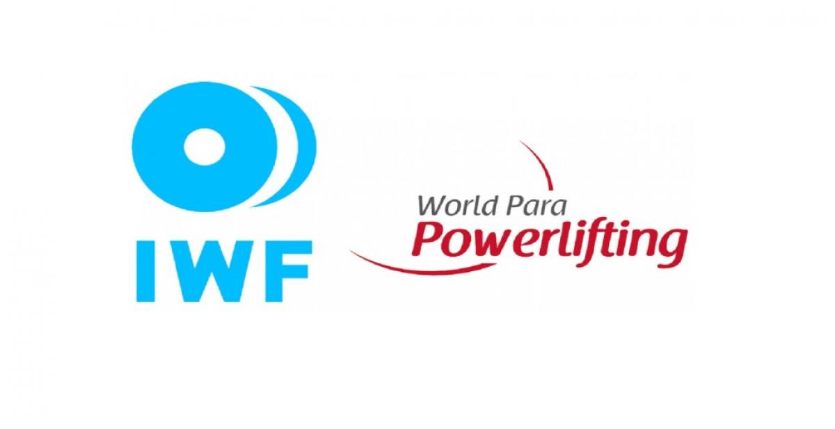 IWF and World Para Powerlifting sign historic agreement
