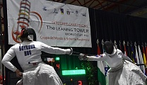 PISA WHEELCHAIR FENCING WORLD CUP CANCELLED