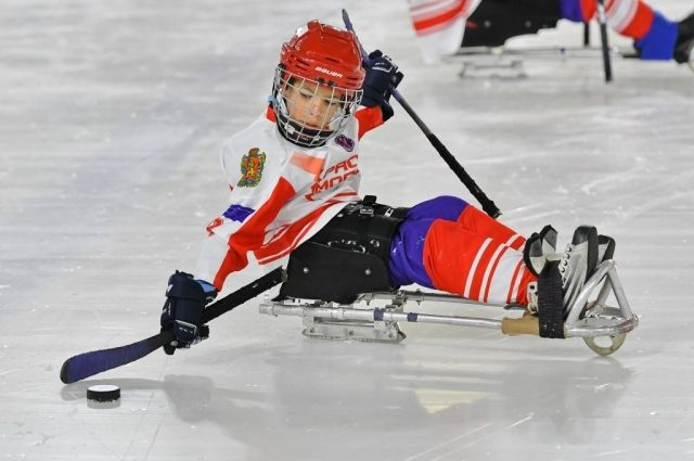 THE PARA ICE HOCKEY FESTIVAL WILL BE HELD IN ARKHANGELSK FOR THE FIRST TIME